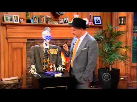 Craig Ferguson 5/12/14F Late Late Show...