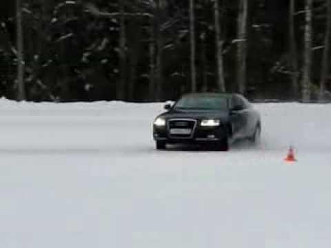 Audi A6 Drift Youtube