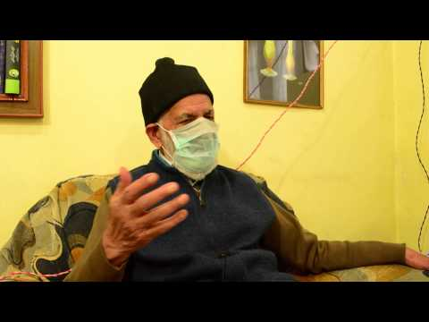 Syed Ali Geelani's first detailed interview on Kashmir Floods.