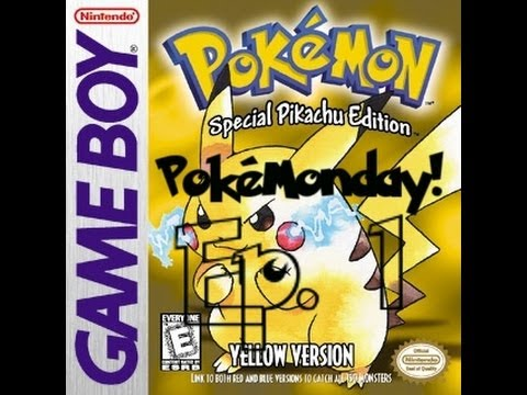 PokéPlayThrough!- Pokémon Yellow- Ep. 1- Professor Oak Hacks!