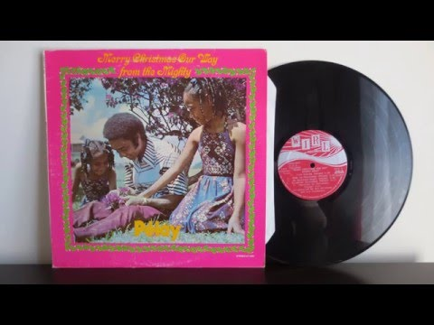 Mighty Pelay – Merry Christmas Our Way (1977) - WIRL 1444 - ST. LUCIAN MUSIC Calypso