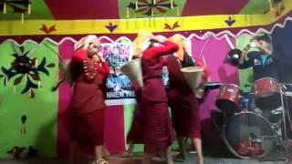 Khasi dance of Jaintiapur
