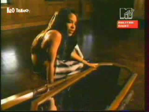 Aaliyah - The one i gave my heart to Official Video