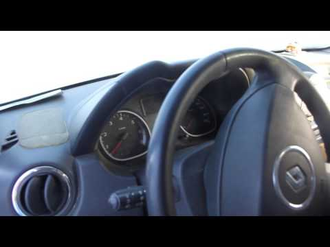Заводим Рено Дастер дизель 1.5 dCi в мороз -35 Set up Ducia Duster