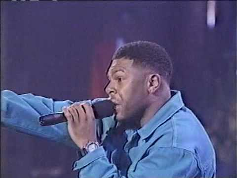 Pete Rock & CL Smooth ( Live on The Arsenio Hall Show )  - They Reminisce Over You (T.R.O.Y.)