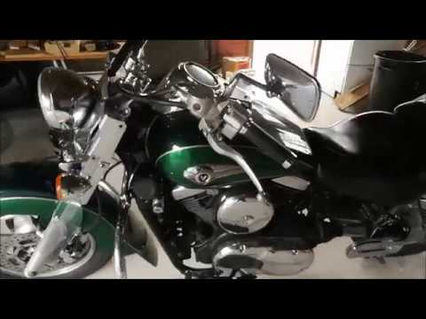 SOLVED: 2008 Kawasaki Vulcan 1600 Clic how to clean - Fixya on
