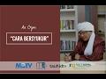 Aa Gym - Cara Bersyukur