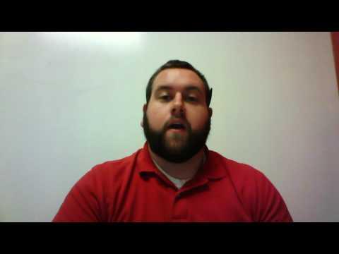 Brian Jordan Managerial Communication Testimony Video