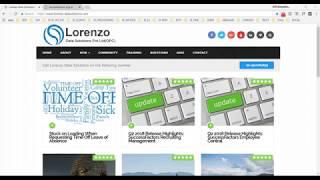 Hris propagation rules sap successfactors employee central - #lorenzodatasolutions videos success factors training 1)...