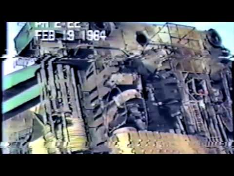 Peabody Coal Company Marion 5761 (Gibraltar Mine) **POST-ACCIDENT VIDEO**