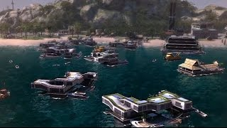 Tropico 5 - Waterborne Teaser Trailer