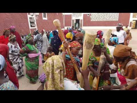 Traditional Hausa Fulani Kunshi (Henna) event