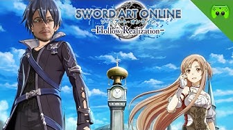 PS4 MMORPG? 🎮 Sword Art Online