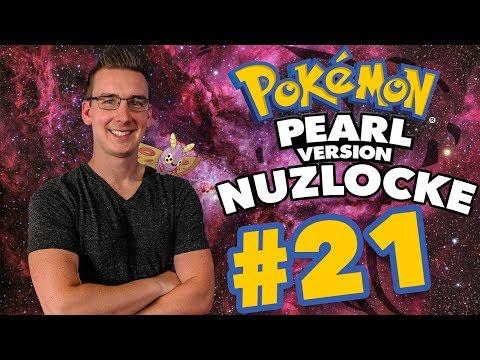Pokemon Pearl Nuzlocke #21: Hamilton's Shiny Quest