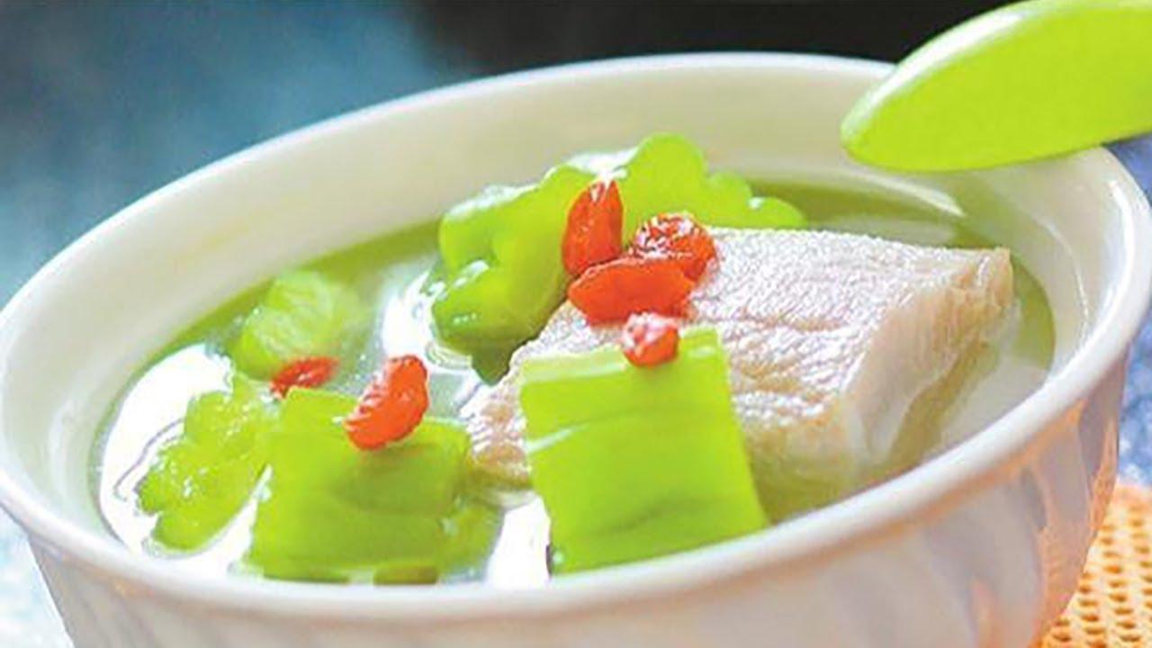 伏天下火,最好不過一碗苦瓜湯,清淡味美,消暑降火【隨手做美食】