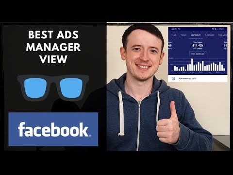 The Best Custom View For Facebook Ads | Dropshipping Guide thumbnail