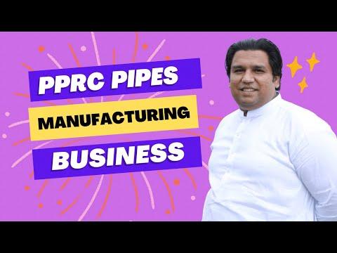 PPRC manufacturing unit Visit