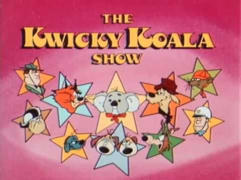 The Kwicky Koala Show Cartoon Intro