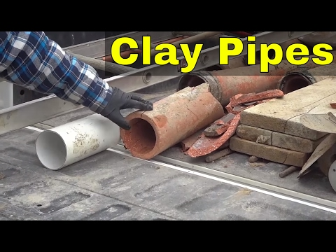 Why They Stopped Using Clay Pipe For Plumbing