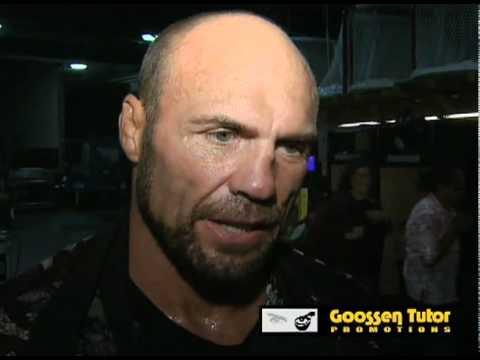 UFC 118 post Randy Couture vs James Toney (Exclusive)