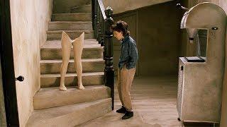 【穷电影】小姑娘经常来到一个奇怪世界,这里的东西,让她既好奇又害怕