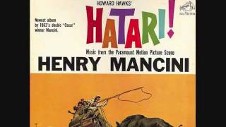 Henry Mancini - Sounds of Hatari