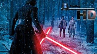 full chronological trailer star wars vii the force awakens