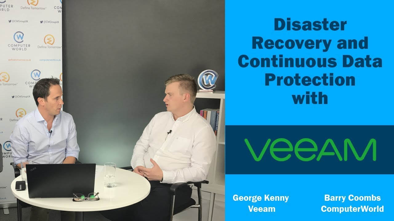 Disaster Recovery and Continuous Data Protection with Veeam