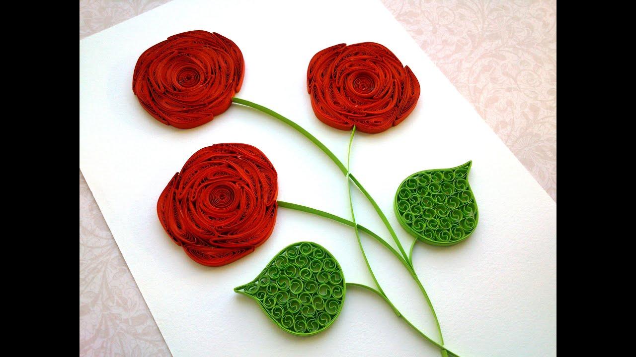 How Do You Make Origami Roses