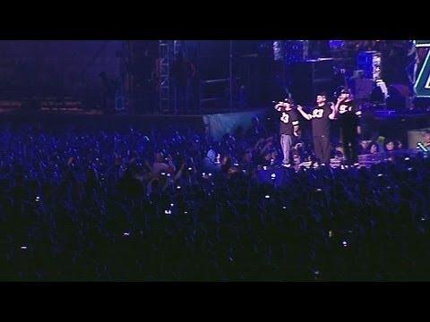 B.U.G. Mafia - In anii ce au trecut (Live la Forza ZU 2014)