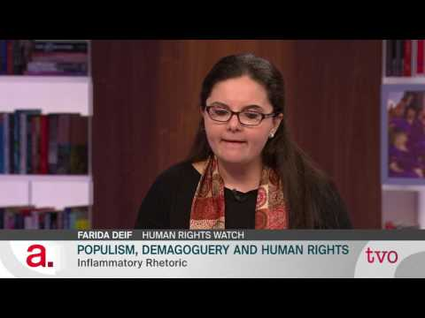 Populism and Human Rights