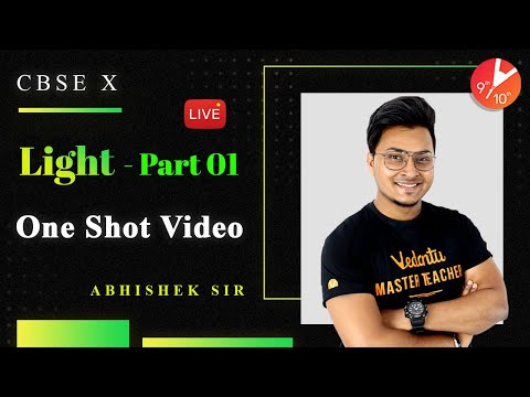 Light in One Shot Part 1 | CBSE Class 10 Physics NCERT | Light Reflection and Refraction | Vedantu