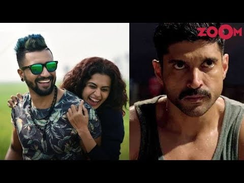 Vicky Kaushal & Taapsee Pannu have a 'Manmarziyaan' reunion | Farhan Akhtar starts prep for Toofan Mp3