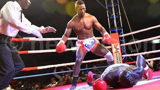 Golola K!lls Abu Kenyan in the Kickboxing Ring full fight