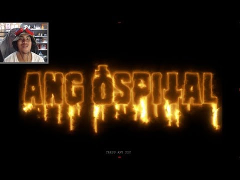 LIVE! HORROR Stream - Ang Ospital | Filipino Made Horror Game