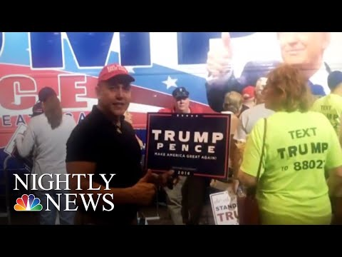 What We Know About Mail Bomb Suspect Cesar Sayoc | NBC Nightly News