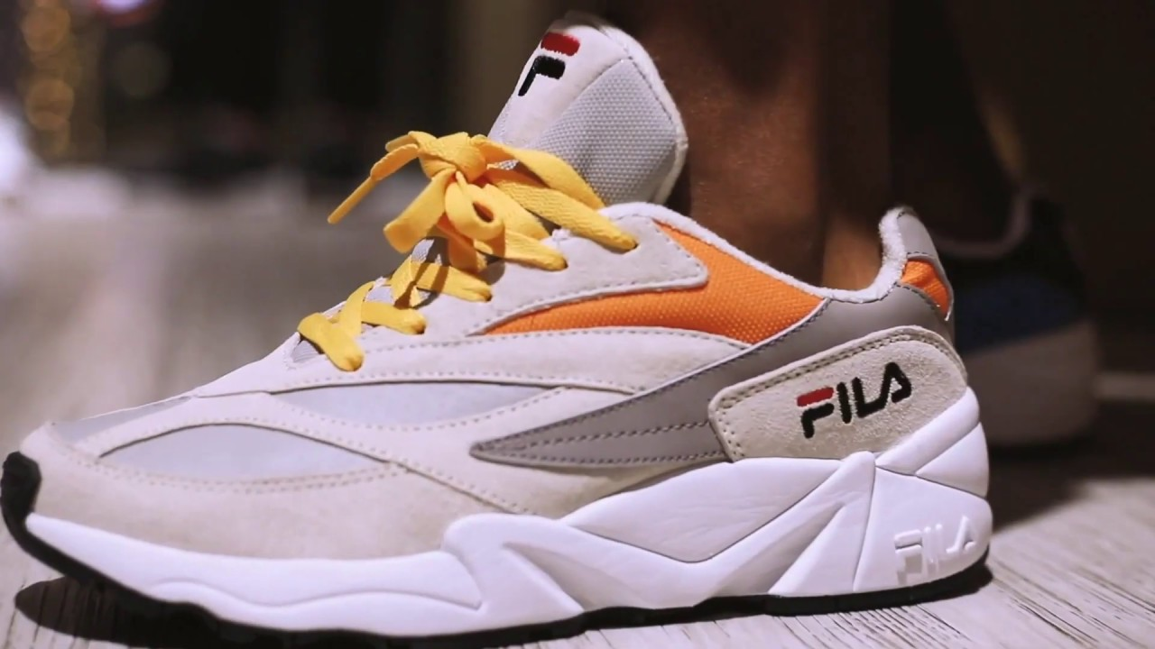 "Fila V94M ""Italy"" Pack Review"