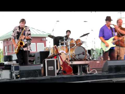 Funky Blu Roots at the New York State Blues Festival