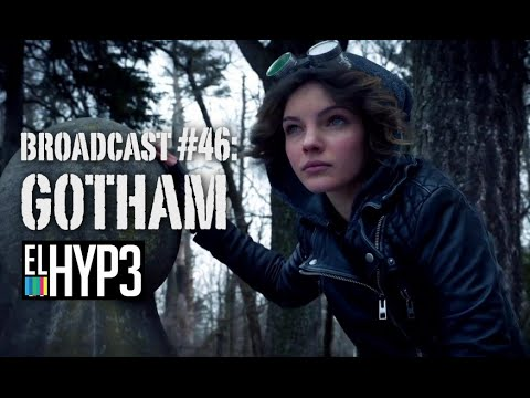 Broadcast #46: Gotham, Xbox Central, Los Simpson, Lost, Friends