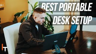 Video Best Portable Desk Set-up For Travelers??? download MP3, 3GP, MP4, WEBM, AVI, FLV Agustus 2018