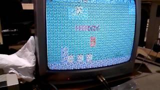 Circuit Bending Super Mario Bro's on the NES