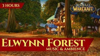 Vanilla Elwynn Forest Muṡic & Ambience (3 hours, World of Warcraft Classic)