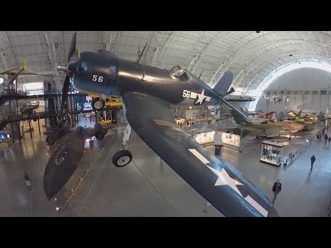 Udvar-Hazy Air and Space Museum Quick Tour