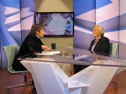"""Elena Poniatowska sobre el Cervantes: """"Es el premio a la vejez"""""""