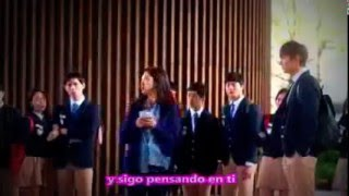 Repeat youtube video Changmin of 2AM    Moment The Heirs OST Sub español