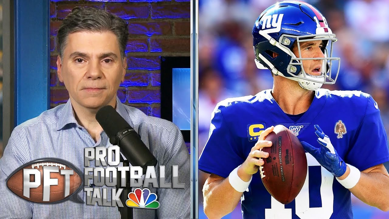 Eli Manning's options after Giants bench him | Pro Football Talk | NBC Sports