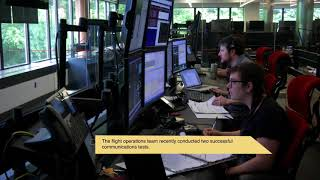 STSCI Webb Telescope Mission Operations Center