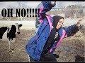 FARM TRIP GONE WRONG!!
