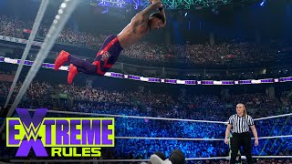 Montez Ford pays homage to DX with high-flying attack: WWE Extreme Rules 2021