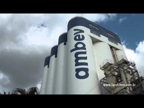 AMBEV JAGUARIUNA - VIDEO PARA INTEGRAÇÃO DE FÁBRICA - GRUA 9 METROS - FULL HD
